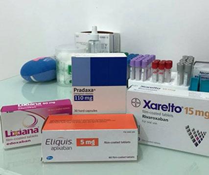 ความรู้สำหรับผู้ป่วยที่ได้รับยาต้านการแข็งตัวของเลือดกลุ่มใหม่ (โนแอ็ก)
