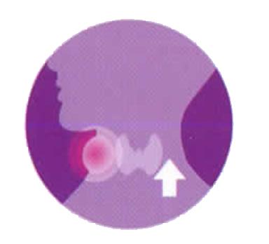 โรคไทรอยด์ชนิดผอม ภาวะไทรอยด์เป็นพิษ (Hyperthyroid คอพอกเป็นพิษ)