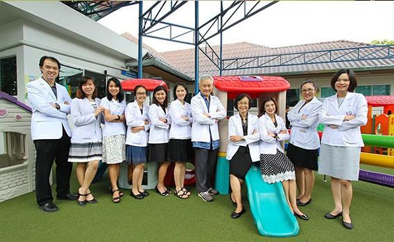 ศูนย์สุขภาพเด็ก (Child Health Center)